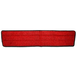 Fuktmopp Vikur M7 43cm Röd