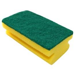 Rengöringssvamp Vikur Grön