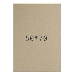 Textkartong 50x70cm Kvist