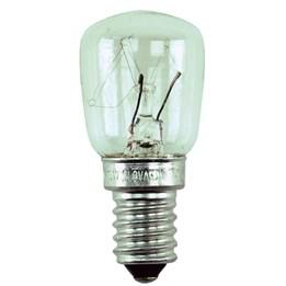 Päronlampa 15W E14 Klar 2st/fp