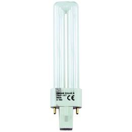 Kompaktlysrör 9W 2-Stav G23 2-Pin Interna