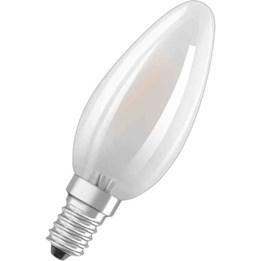 LED-Lampa Osram Retro Kron Dim E14 Matt 827 5W