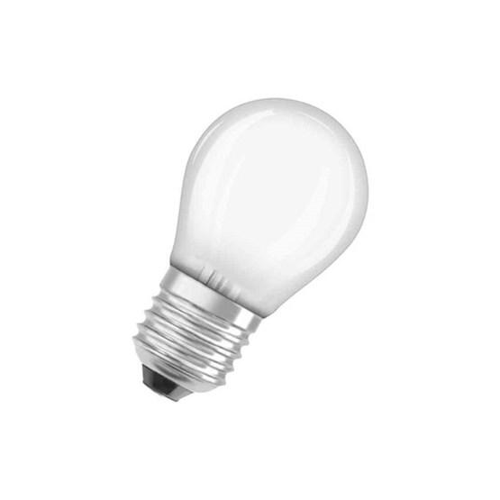 LED-Lampa Osram Retro Klot Dim E27 Matt 827 4.5W
