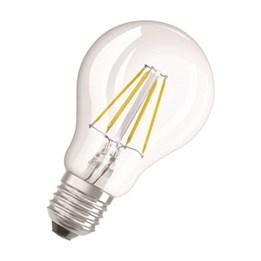 LED-Lampa Osram Retro Normal Dim E27 Klar 827 8.5W