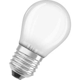 LED-Lampa Osram Retro Klot Matt E27 827 4W