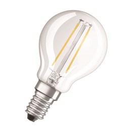 LED-Lampa Osram Retro Klot E14 Klar 827 1.2W