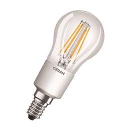 LED-Lampa Osram Retro Klot Dim E14 Klar 827 4.5W