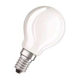 LED-Lampa Osram Retro Klot Matt E14 827 4W