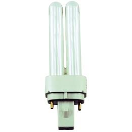 Kompaktlysrör Osram 10W/830 Dulux G24D