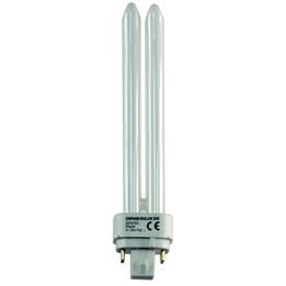 Kompaktlysrör Dulux 18W G24Q-2 4-Stav 4Pin 830 D/E