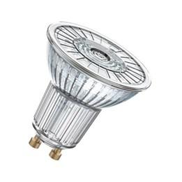 LED-Lampa Osram Retro Par16 Dim Glas GU10 36GR 827