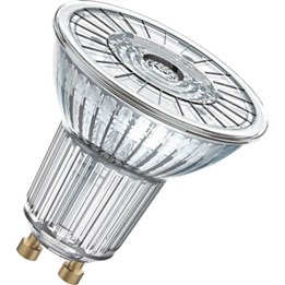 LED-Lampa Retro GU10 Glas 36GR Star 827 2.6W