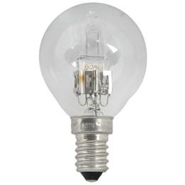 Halogenlampa Es Klot 28W E14 Klar