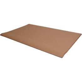 Silkespapper 50x75cm 20g Brun 150ark/fp