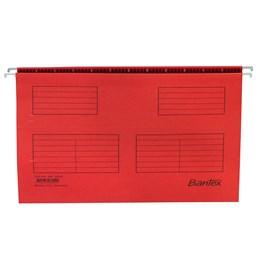 Hängmapp A4 Röd Kartong