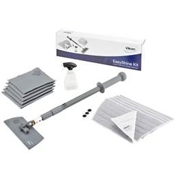 Easy Shine Kit Vikan 5st moppar 549125 5st dukar 691540 1st 25cm mopp 1st kort teleskopskaft