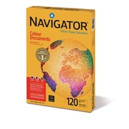 Kopieringspapper A4 Ohålat 120g Navigator 250st/fp
