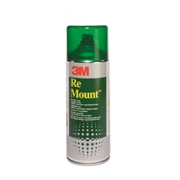 Lim Spray 3M Re Mount 400ml