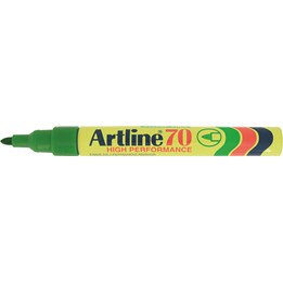 Textpenna Artline 70 1,5mm Grön