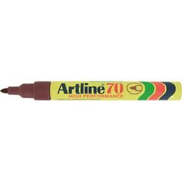 Textpenna Artline 70 1,5mm Brun