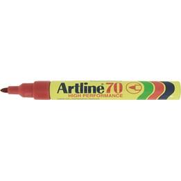 Textpenna Artline 70 1,5mm Röd