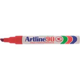 Textpenna Artline 90 2-5mm Röd