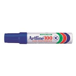 Textpenna Artline 100 7,5-12mm Blå