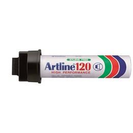 Textpenna Artline 120 20mm Svart