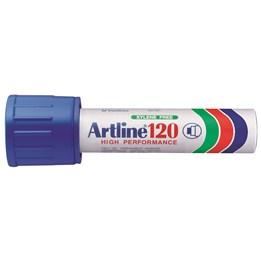 Textpenna Artline 120 20mm Blå