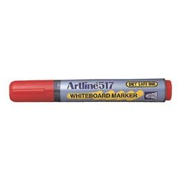 Whiteboardpenna Artline 517 2mm Röd