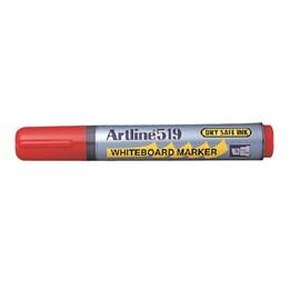 Whiteboardpenna Artline 519 2-5mm Röd