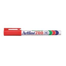 Textpenna Artline 700 0,7mm Röd
