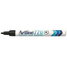 Textpenna Artline 770 Fryspenna Svart 1,0mm