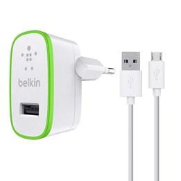 Väggladdare USB-Port Belkin Vit