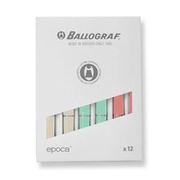 Penna Ballograf Epoca P Pastell Färger 12st/fp