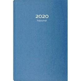 Almanacka Tidjournal 2020 Kartong Blå