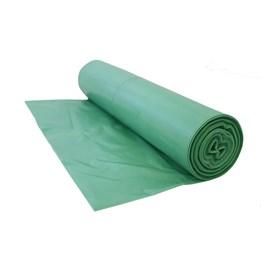 Plastsäck Bio COEX 125L Grön 750x1150x0,04mm 25st/rl