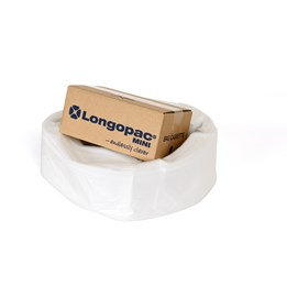 Säckmagasin Longopac Magasin Maxi std Transparent