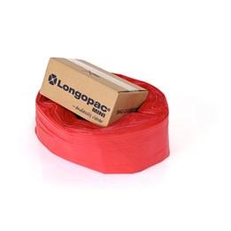Säckmagasin 60m Röd std Mini Longopac clips
