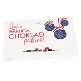 Julchoklad 50 Härliga Praliner 500g