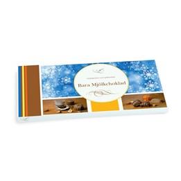 Julchoklad Bara Mjölkchoklad 630g