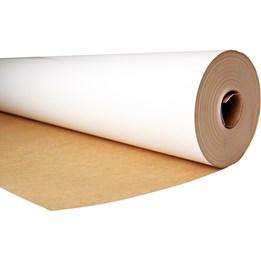 Golvskyddspapper Mjölkpapp+PE ca:130cm 75m2/rl