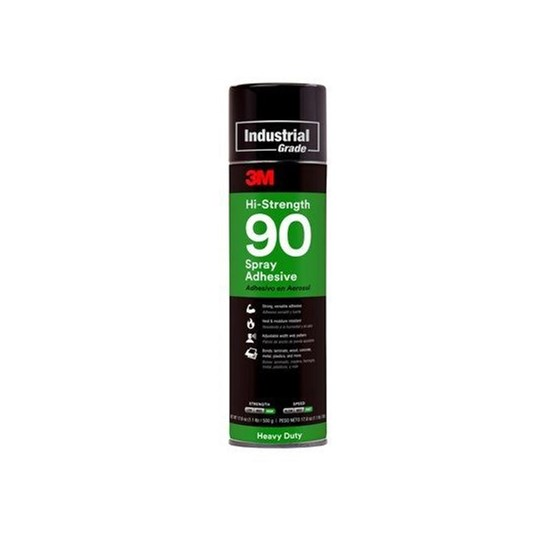 Lim Spray 3M 90 Adhesive 500ml