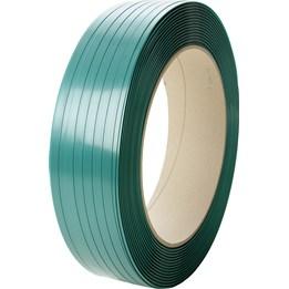 PET-band 19x0,8mm x 1200m Grön 650kp