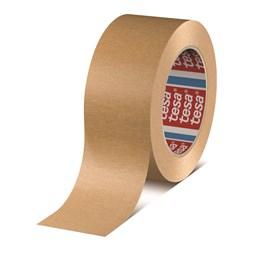 Packtejp Papper 50mm x 50m tesa 4713  FSC-Certifierad