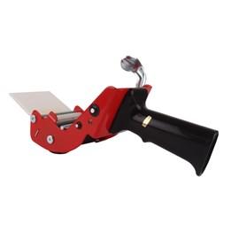 Tejphållare med handtag 8563 Maxbredd 75mm x 66m Med ljuddämpare
