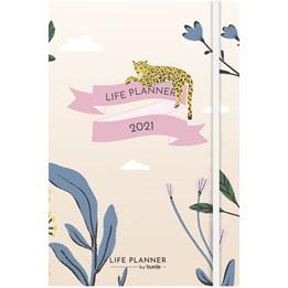 Almanacka Life Planner Leopard