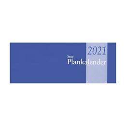 Almanacka Planeringskalender Stor 1v/Uppslag