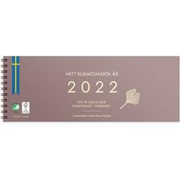 Almanacka Stor Plankalender Mitt Klimatsmarta År  FSC Mix