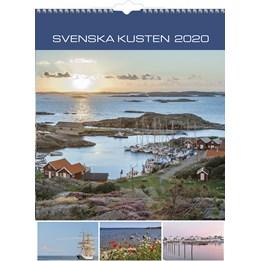 Väggkalender Svenska Kusten